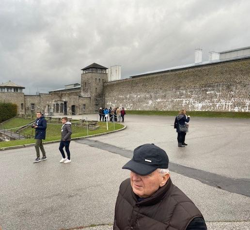 .Campo de concentração na Áustria, 2019