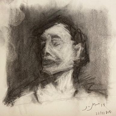 Série: Retratos Contemporâneos –2