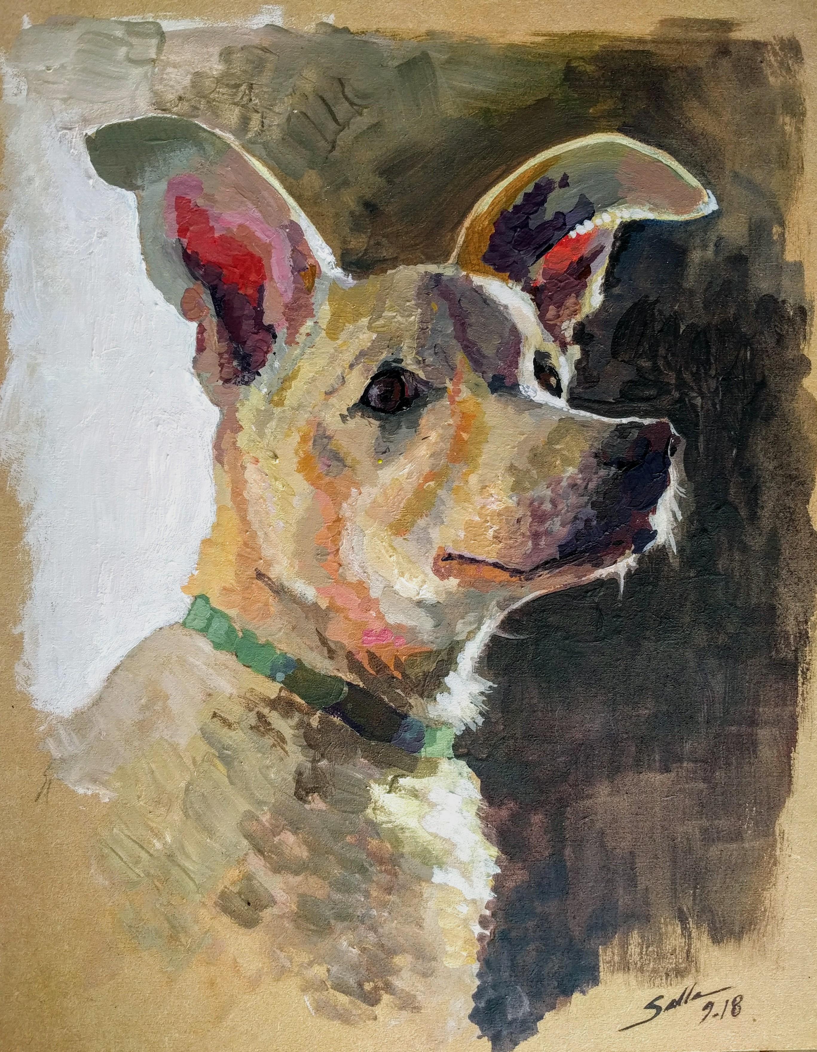 6 - Paintings - Sarah