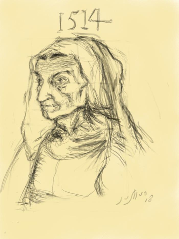 Série: Faça como os velhos mestres (no iPad): Rubens eDürer