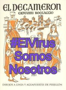 #ElVirusSomosNosotros, Justino, 2020.