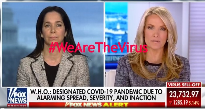#WeAreTheVirus – Fox News