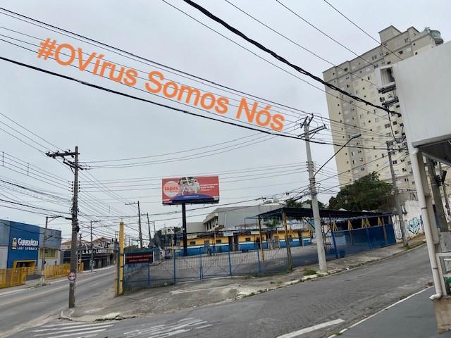 OVirusCidadeDeserta1, Justino, 2020.