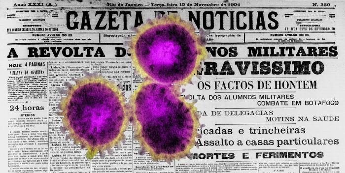 #OVírusSomosNós – VOLUME 2: Isso já aconteceuantes