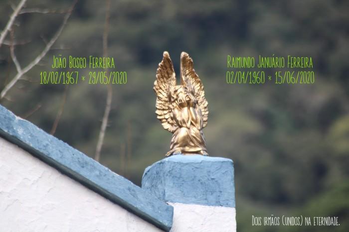 #OVírusSomosNós: Isso não pode estar acontecendo – VOLUME 2: Em memória de Raimundo eJoão.