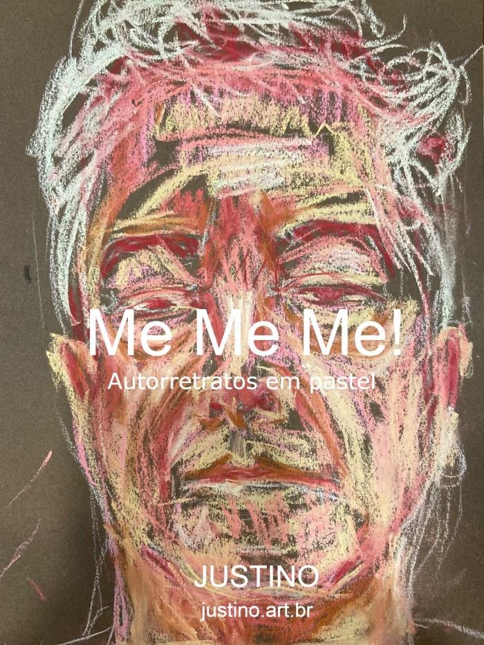Exposição Virtual: Me Me Me! 21 autorretratos apastel