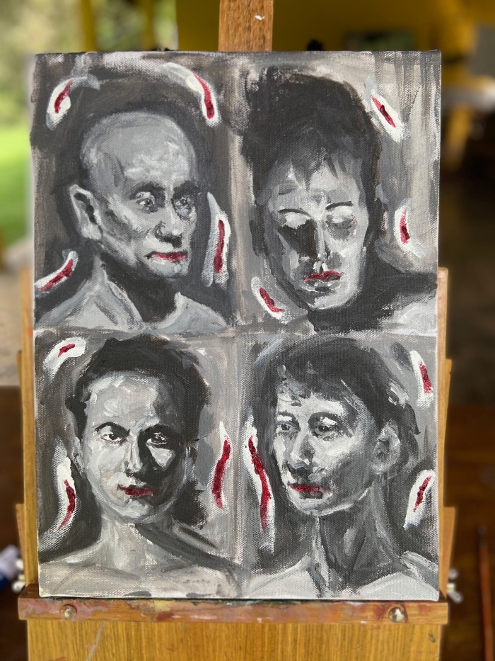Retratos em Tempos Relativos –7
