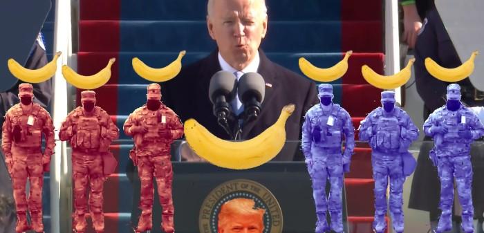 Posse presidencial em tempos difíceis – Hard Times'Inauguration